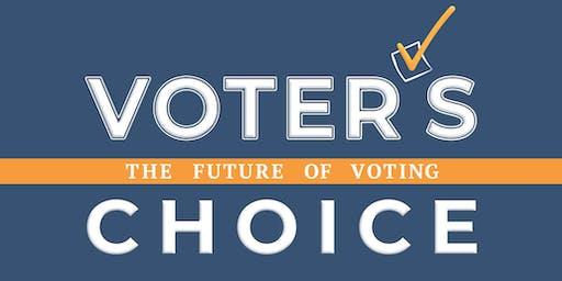 Santa Clara County -Voters Choice Act- Tagalog Language Meeting