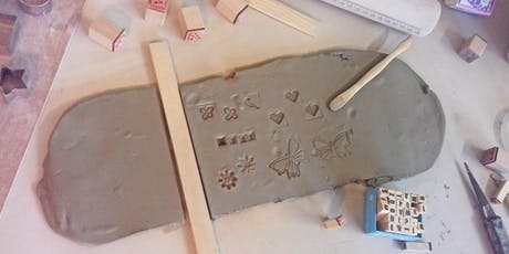 Clay Workshop - Clay Tiles tickets