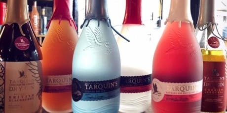 Gin Supper Club with Tarquin's Gin tickets