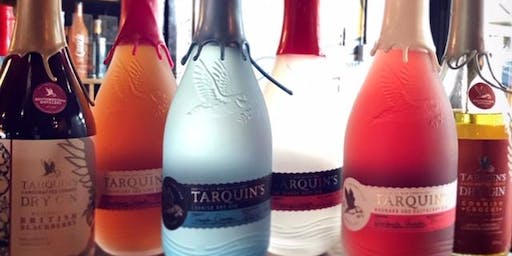 Gin Supper Club with Tarquin's Gin