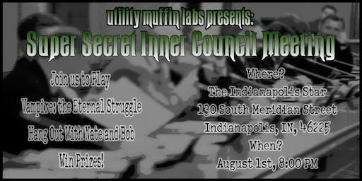Super Secret Inner Council Meeting