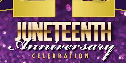 Juneteenth Anniversary Celebration
