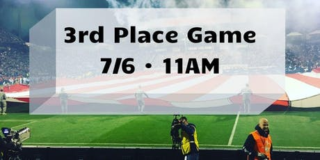 Women's World Cup 3rd Place Game tickets