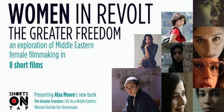 WOMEN IN REVOLT - The Greater Freedom tickets