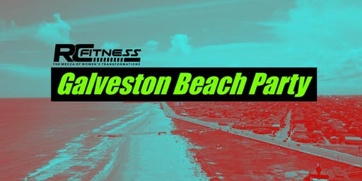 2nd Annual RC Fitness Galveston Beach Party
