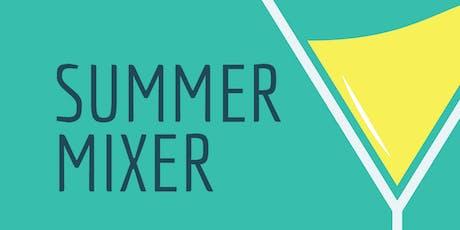 Summer Mixer: July 11, 2019 tickets