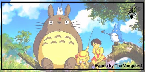 An evening inspired by Studio Ghibli