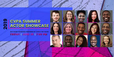 CREATIVE VEINS ACTOR SHOWCASE tickets