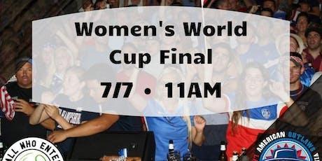 Women's World Cup Final tickets