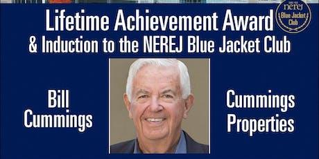 Bill Cummings Lifetime Achievement Award tickets
