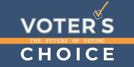 Santa Clara County -Voters Choice Act- Accessibility Meeting