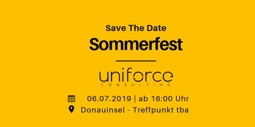 uniforce Sommerfest