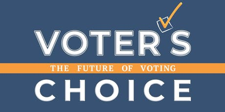 Santa Clara County -Voters Choice Act- General Meeting tickets