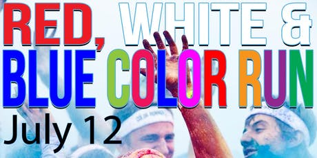 Joint Base Myer - Henderson Hall Red, White and Blue Color Run 5K tickets