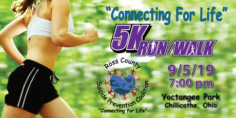 "2019 ""Connecting for Life"" 5K Run/Walk tickets"