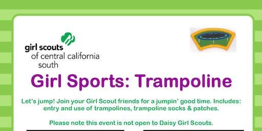 Girl Sports: Trampoline -  Madera County