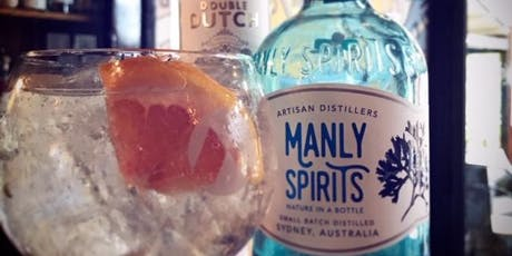 Gin Supper Club with Manly Gin tickets