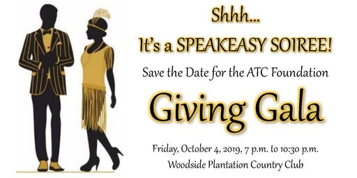 "Aiken Technical College Foundation - The Giving Gala ""Speakeasy Soiree"""