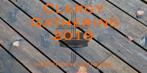 2019 Diocese of Western Anglicans - Clergy Gathering