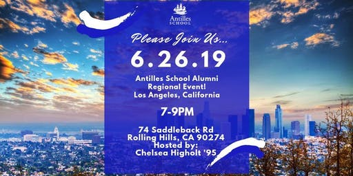 Antilles School Alumni Regional Event | Los Angeles