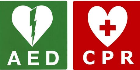 ASHI CPR and AED Certification Class (Adult/Child) tickets