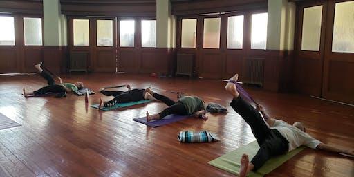 Wednesdays - NeoSoul/Soul Yoga (Beginner's)