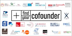 FIND YOUR COFOUNDER - alumni grandes écoles &...