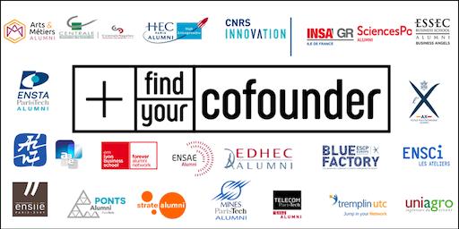 FIND YOUR COFOUNDER - alumni grandes écoles & universités