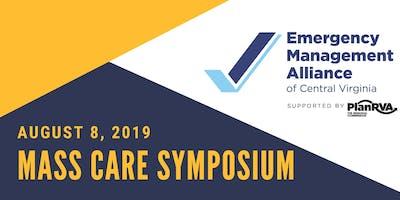2019 Central Virginia Mass Care Symposium