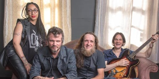 """NORTH MISSISSIPPI ALLSTARS (""""Up And Rolling"""" Tour)"""