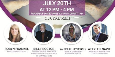 Survivors Speak Presents: Wrongful Conviction Summit 2019 tickets