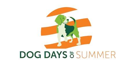 Dog Days of Summer tickets