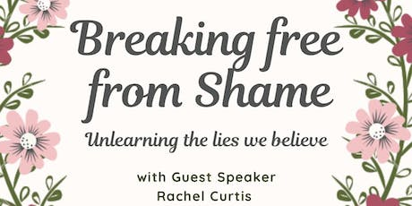 Breaking Free from Shame: Unlearning the lies we believe tickets