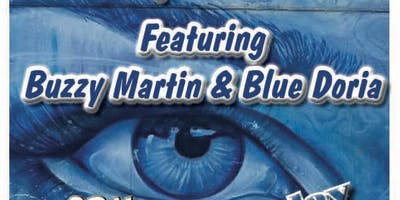 Buzzy & Blue featuring Blue Doria & Buzzy Martin