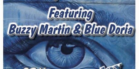 Buzzy & Blue featuring Blue Doria & Buzzy Martin tickets