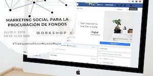 Marketing Social en la Procuración de Fondos