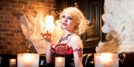 Smoke and Shadows: Burlesque & Variety Show tickets