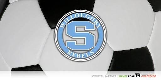 Willoughby South vs Brush Varsity Soccer (Girls)