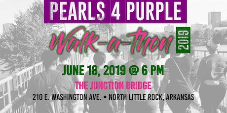 #Pearls4Purple Alzheimer's and Lupus Walk-a-thon  Association #TheLongestDay fundraiser, caregivers, and Alzheimer's disease and lupus awareness! tickets