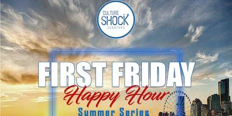 Culture Shock Happy Hour: SXNW RATCHET ROOFTOP tickets