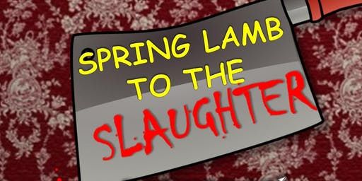 Toby Carvery Moby Dick - Murder Mystery - Spring Lamb to the Slaughter