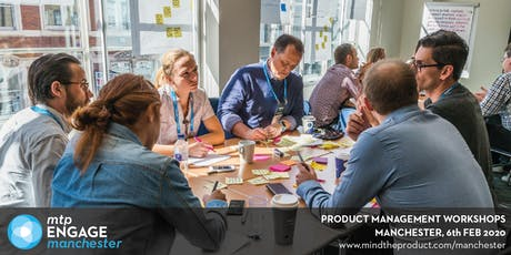 MTP Engage Manchester 2020 Workshops tickets