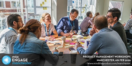 MTP Engage Manchester 2020 Workshops