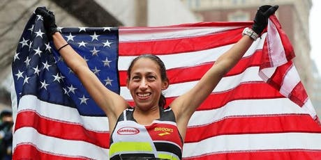 Meet & Greet With Des Linden presented by PowerBar tickets