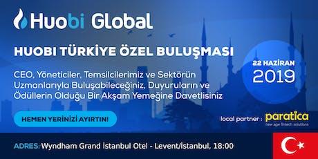 Huobi  Türkiye Özel Buluşması tickets