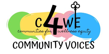 C4WE: Community Voices Conference tickets