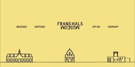 Frans Hals Museum in de Theatertuin van de Oerkap!  tickets