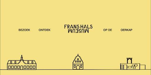 Frans Hals Museum in de Theatertuin van de Oerkap!