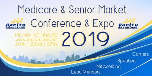 2019 GarityAdvantage Medicare & Senior Market Expo - MA/RI
