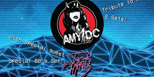 AMY/DC with special guest Jack Moves